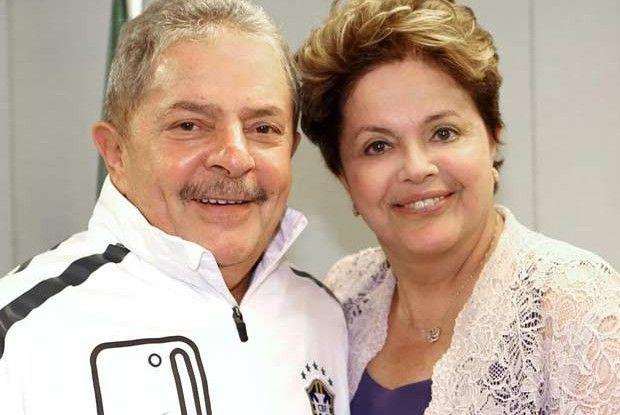 Lula afirma que reeleger Dilma será resposta às prisões