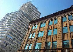Edifício Coliseu - POA -  Bom texto e boa fonte usada.O livro da Jane Jacobs é muito bom para entender a dinâmica das cidades modernas,apesar de ter sido escrito há 50 anos