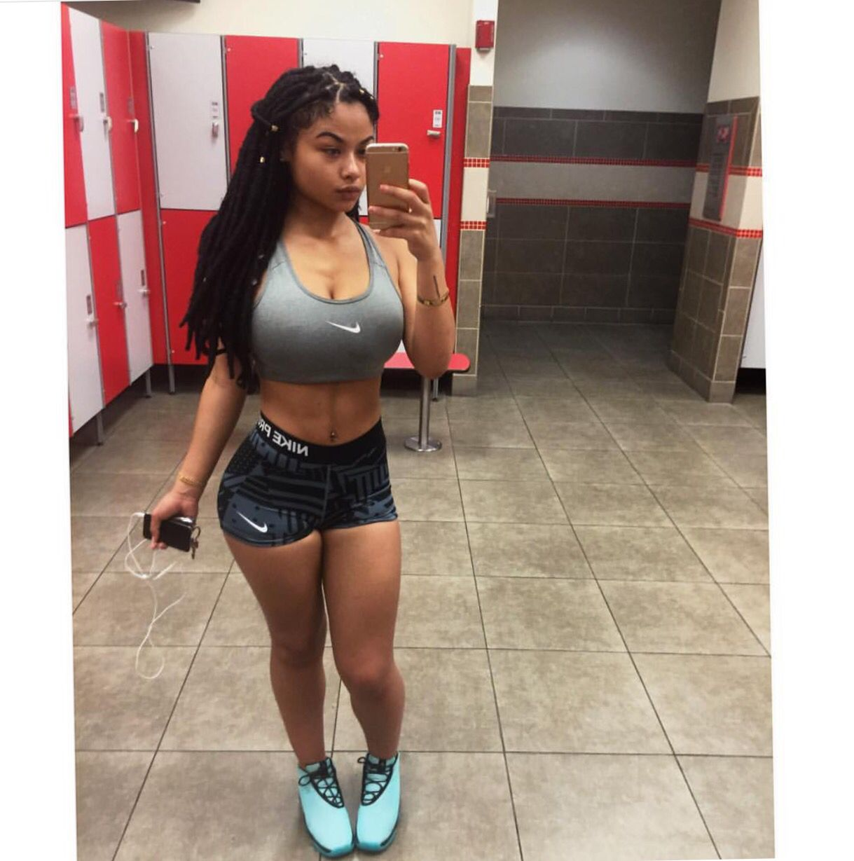 Pin By Rickey Daniel On India Love Gym Style India Westbrooks Gym Outfit
