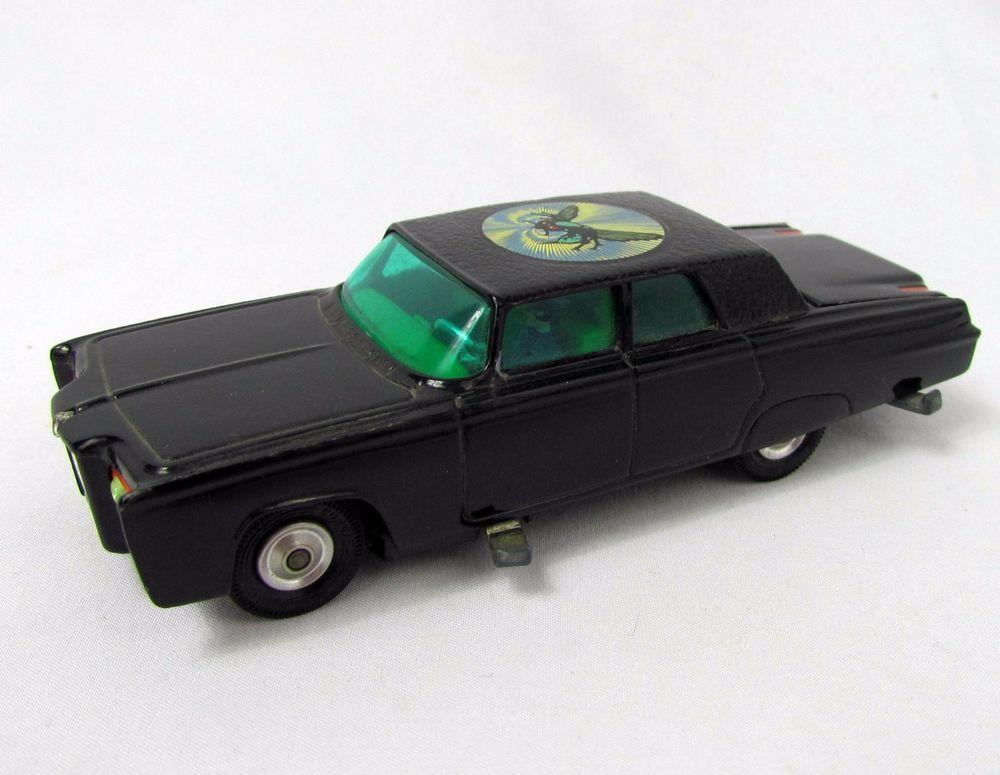 Corgi Toys 268 Green Hornet Black Beauty Reproduction Inner Packing Piece 1966