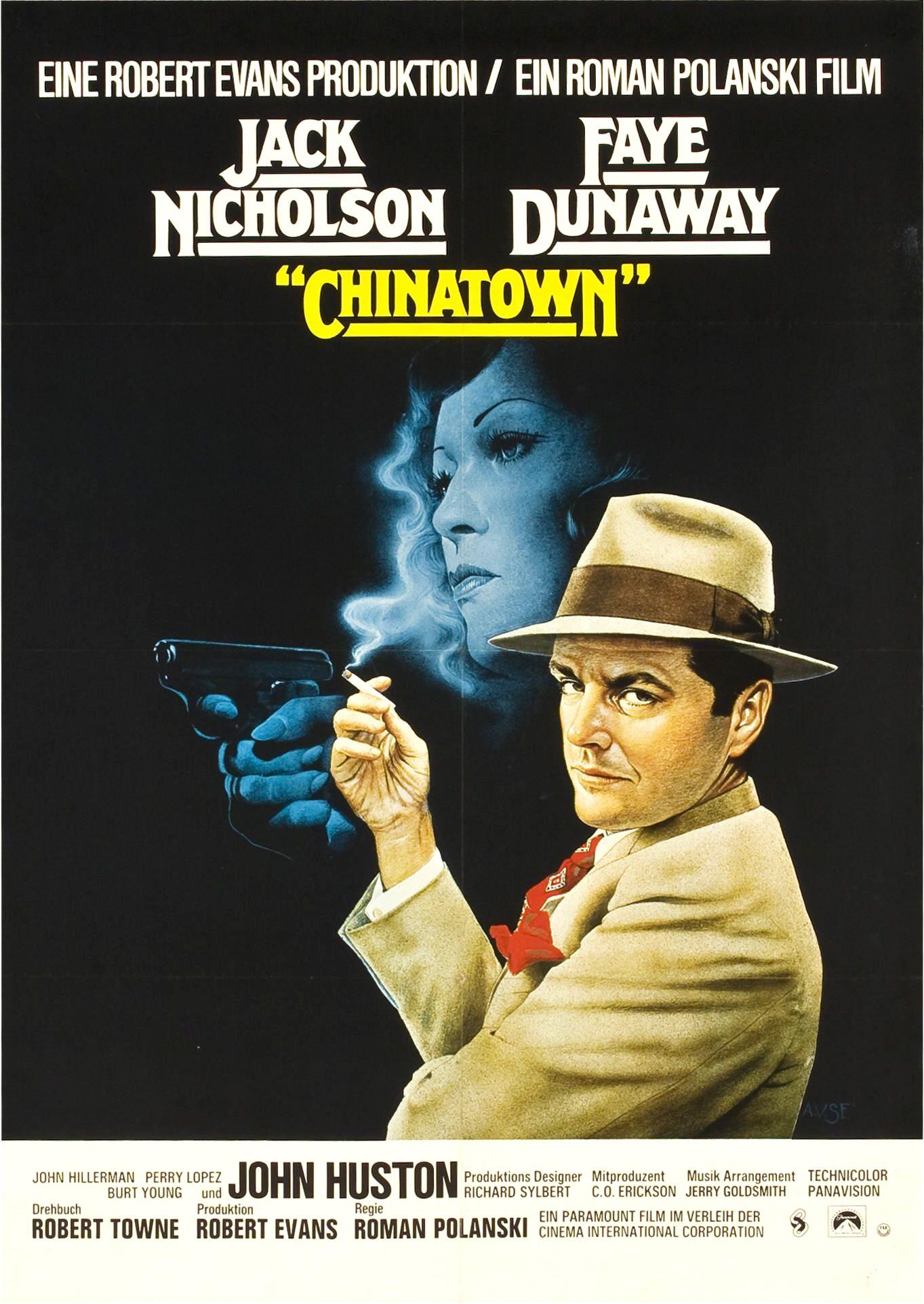 chinatown as film noir essay