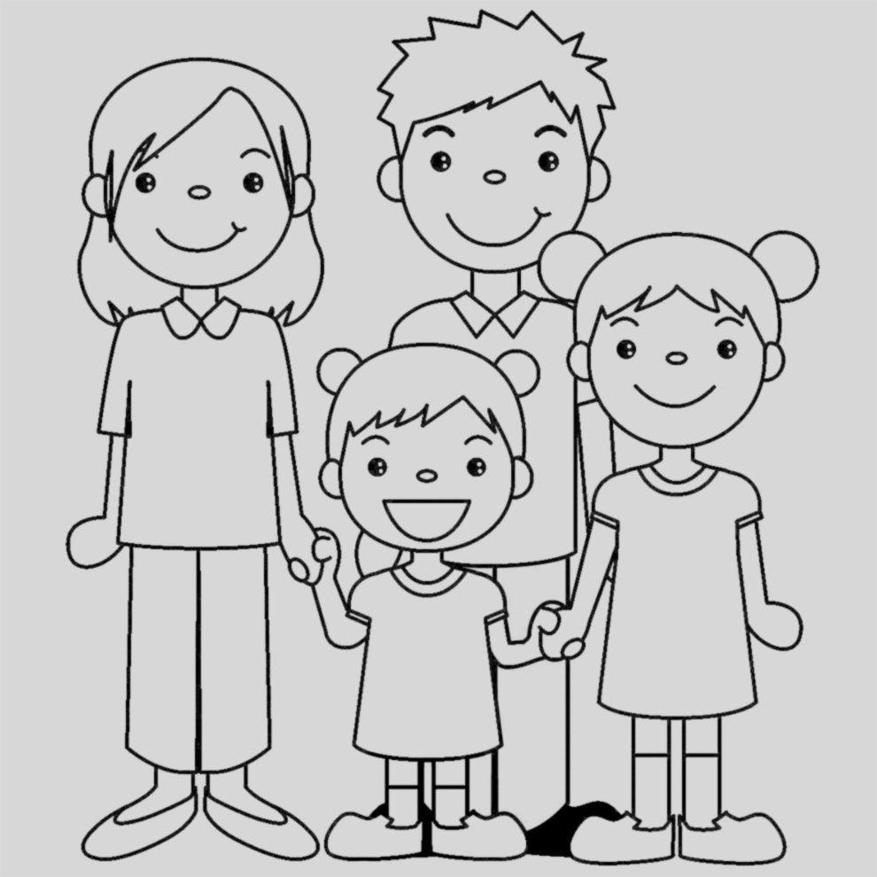 Risultati Immagini Per La Famiglia Di Gesu Da Colorare Boyama Sayfalari Cizim Fikirleri Cizimler