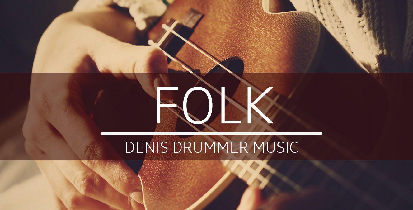 Happy Folk  Uplifting Acoustic - 12