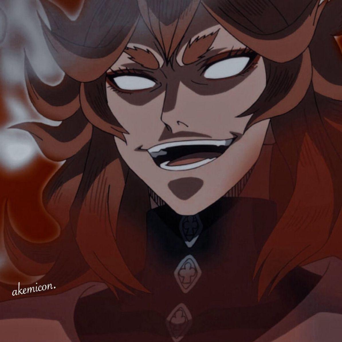 Mereoleona Icons Black Clover Anime Black Clover Manga Anime