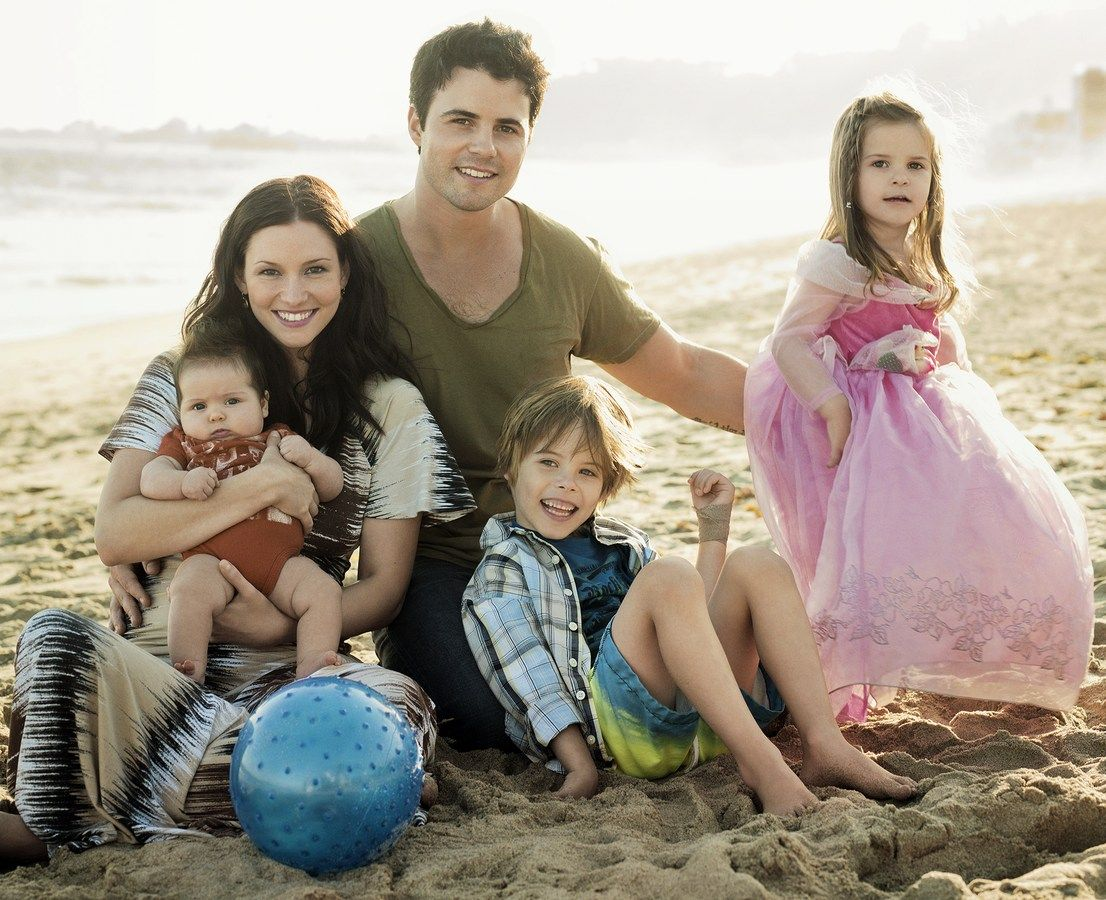 Image result for chyler leigh family