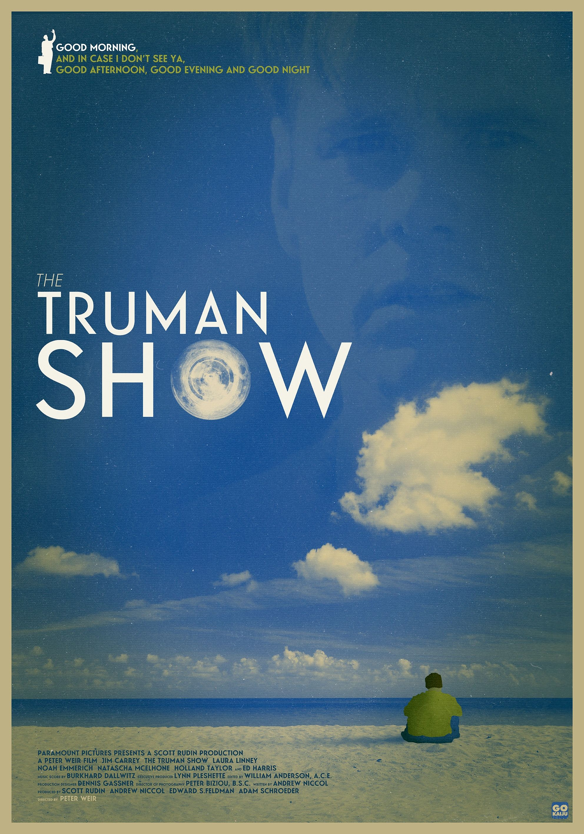 philosophy in the truman show
