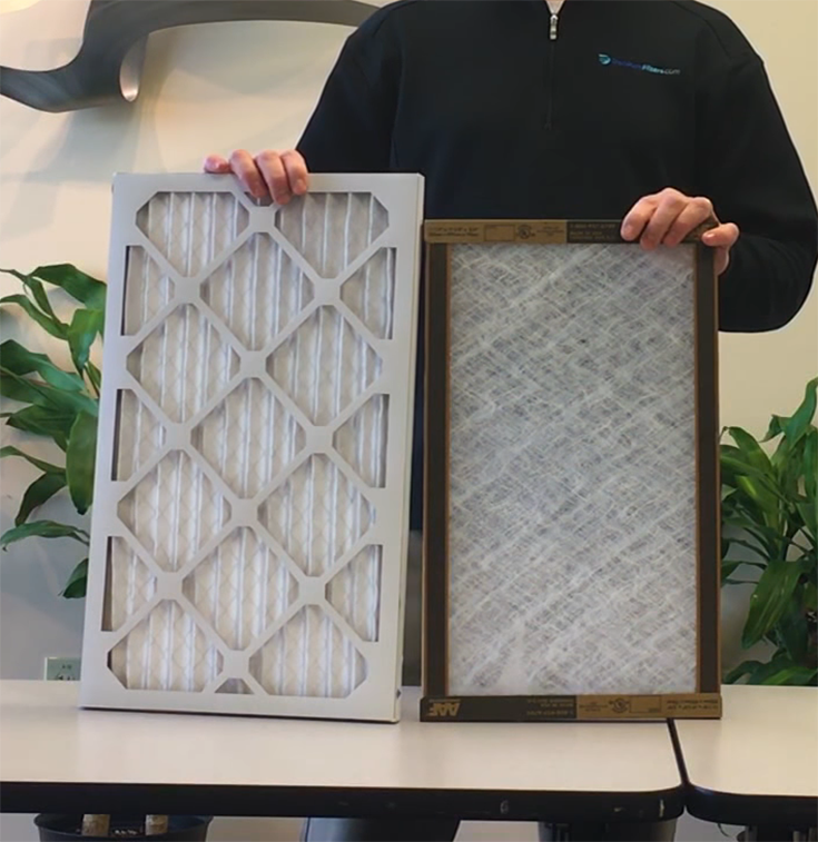 Home air filter 20x20x1 Air filter, Reusable air filter