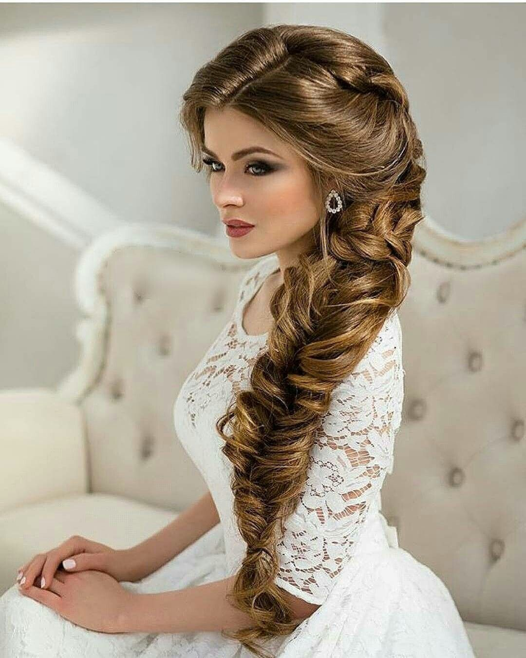"braided bridal hairstyle | do the ""doo"" in 2019 