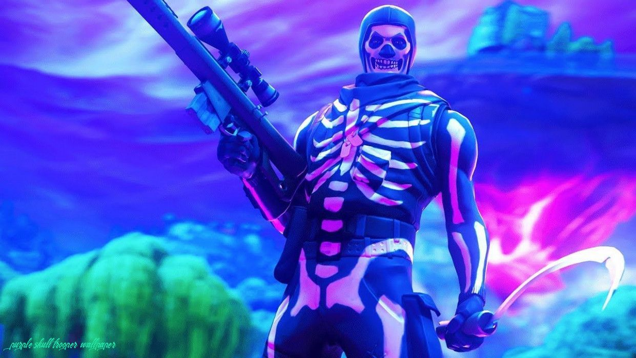 6 Things Nobody Told You About Purple Skull Trooper Wallpaper