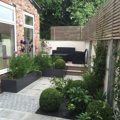 Terrace House Garden Design Ideas