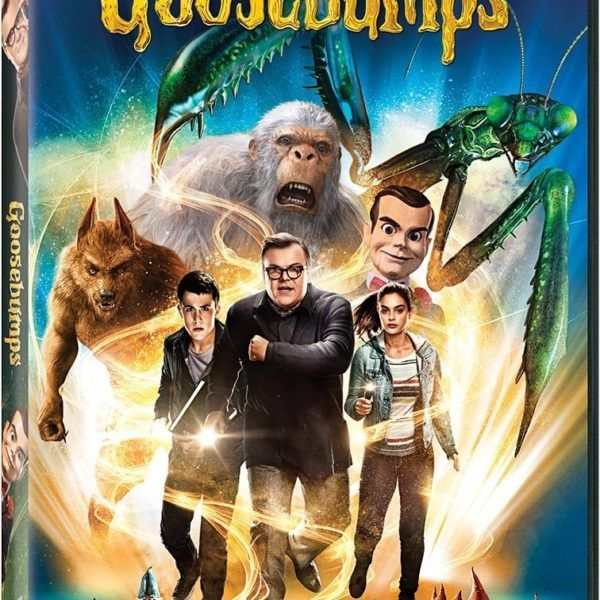 Goosebumps (English) 2 movie watch online
