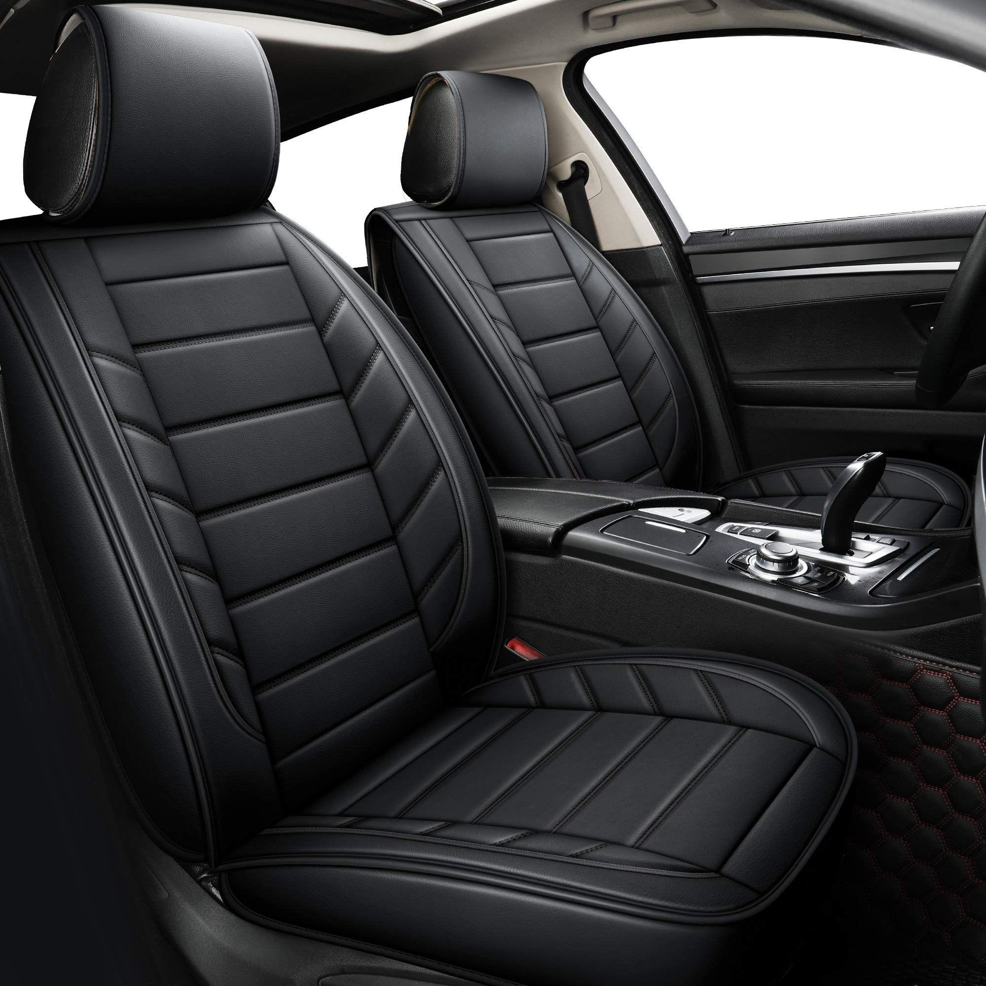 LUCKYMAN CLUB Car Seat Covers fit Sedan SUV fit for Nissan