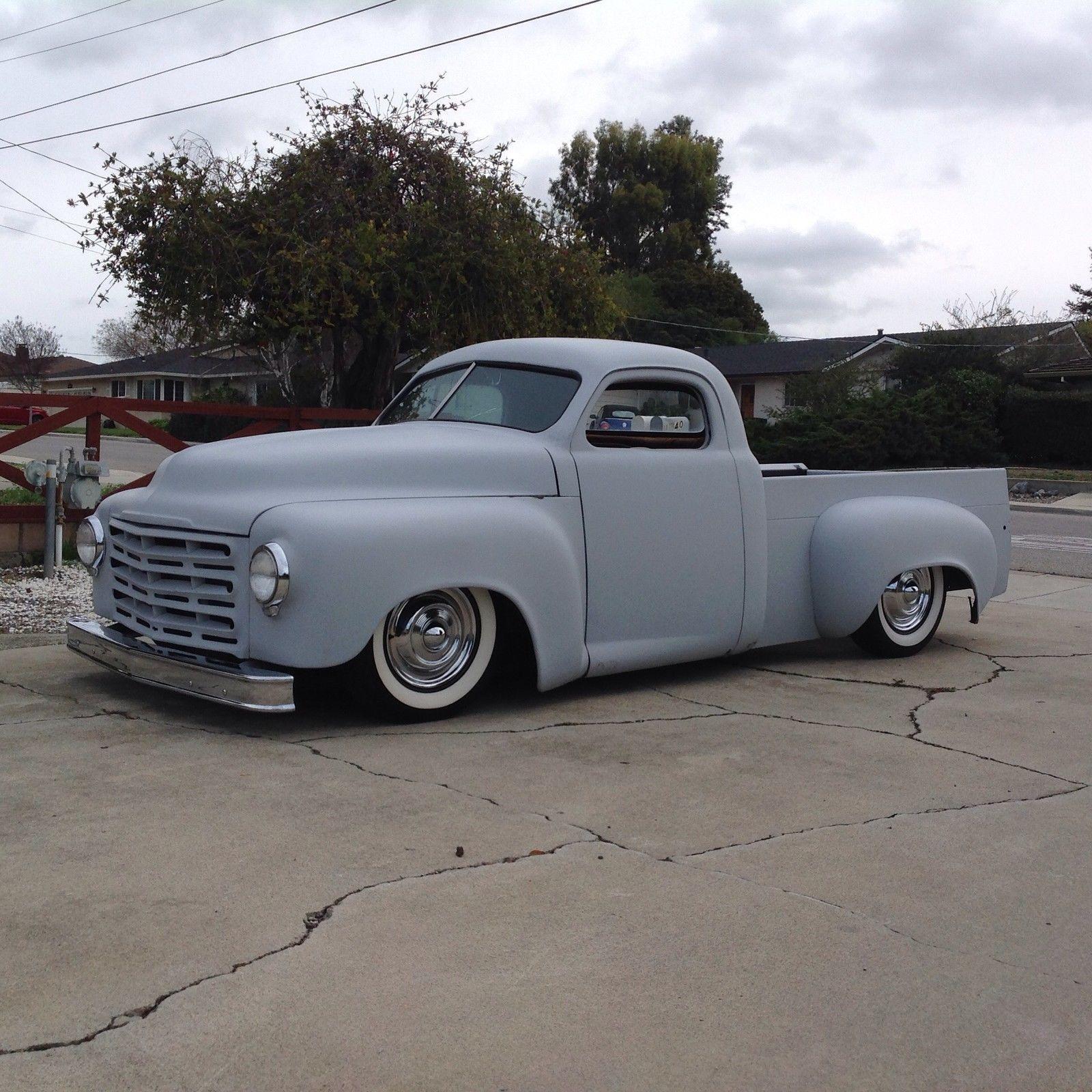 1951 Studebaker Chopped Truck, Custom, Lowrider | Custom cars for ...