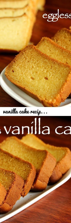 Makeup and Age   Cake recipes, Vanilla cake recipe ...