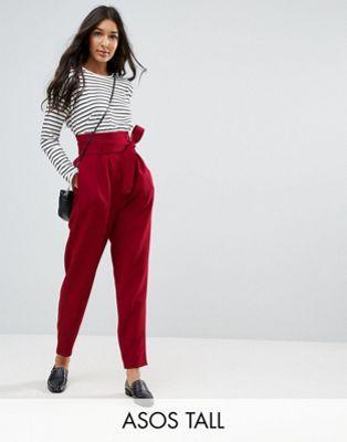 ca5422a46 Pin de Estilo Ennia en Tendencias moda en 2019   Pantalon tiro alto ...