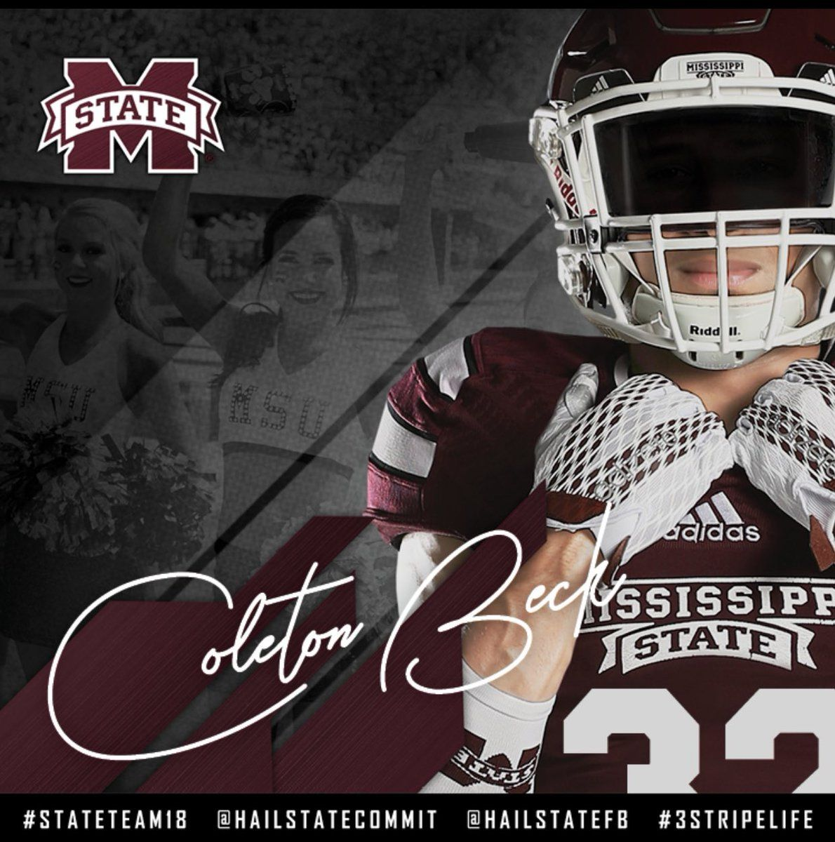 Mississippi state college football recruiting football