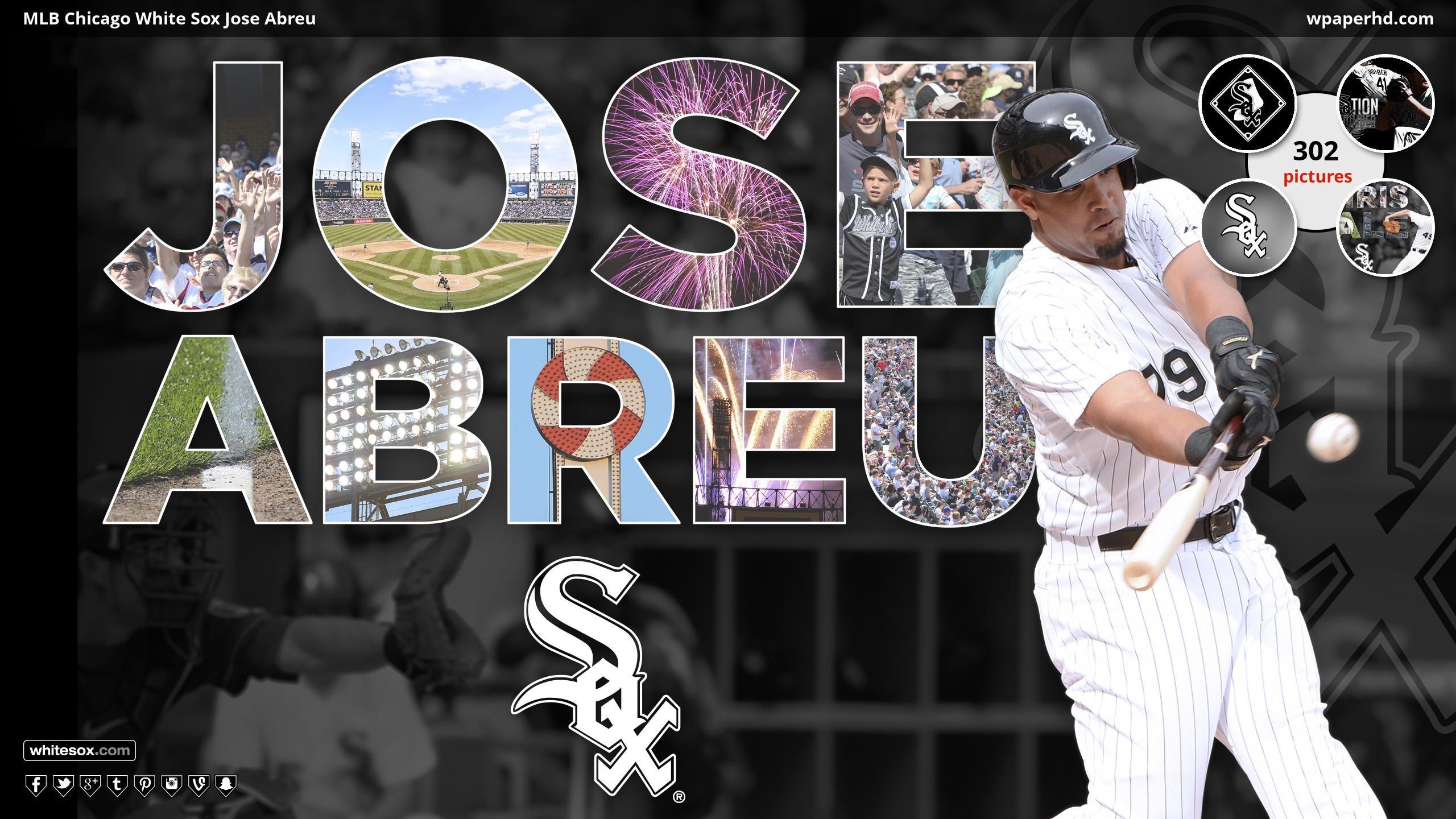 Image Result For Jose Abreu Wallpaper Chicago White Sox Wallpaper Chicago White Sox White Sock