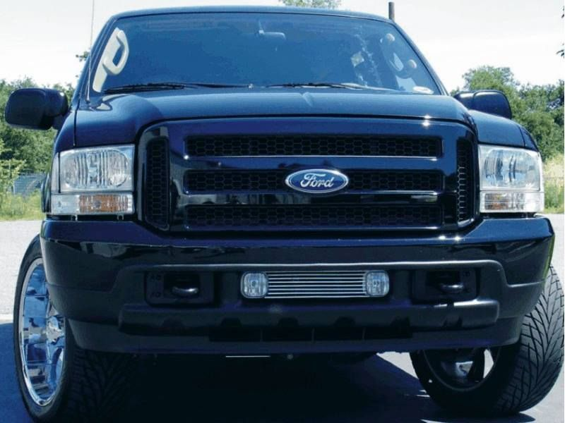 Upgrade Your   Ford Super Duty Or Excursion With A Modified  Grille