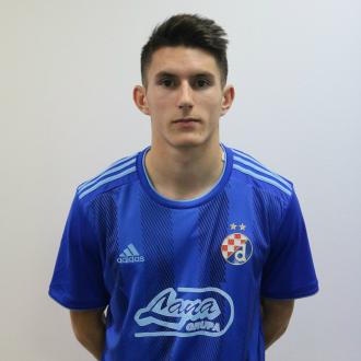 Filip Antovski Gnk Dinamo Zagreb Fitness Coach Midfielder