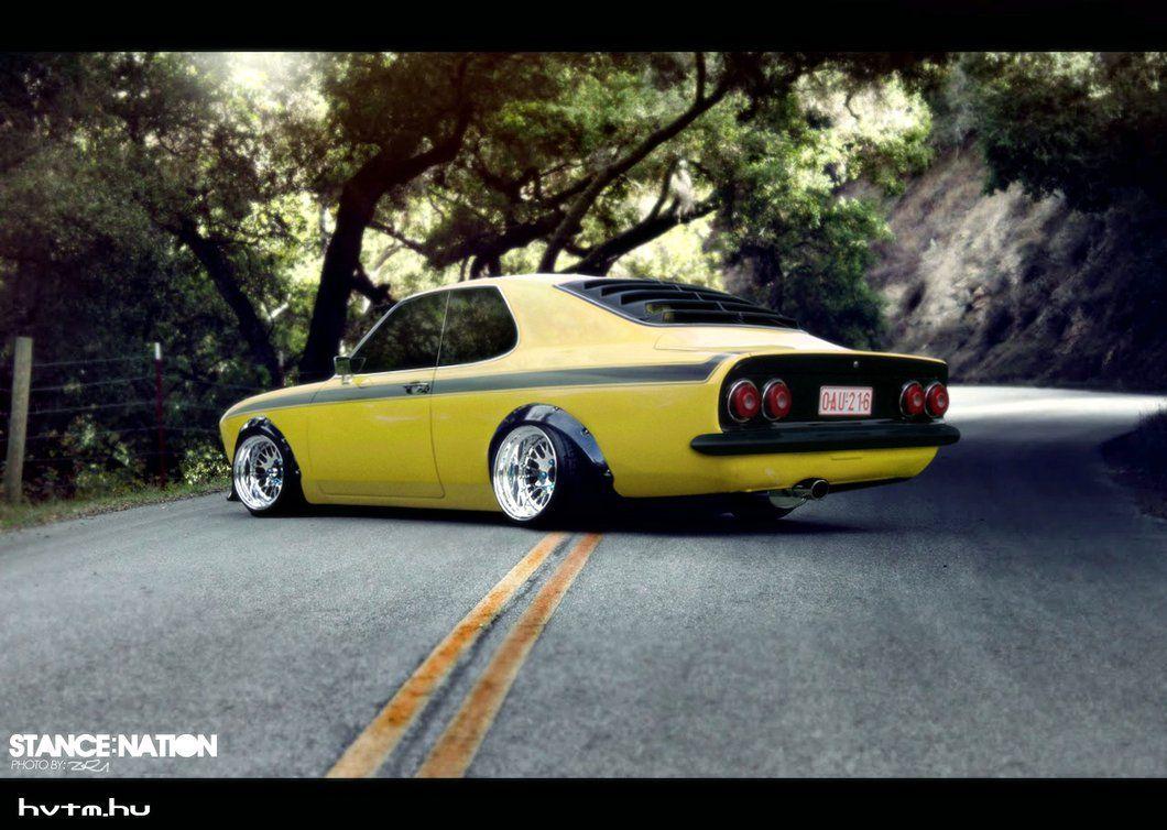 Opel Manta By Zr1vts Opel Manta Opel Retro Cars