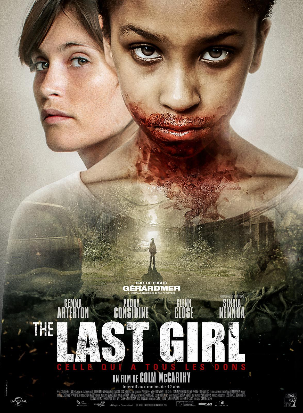 The Last Girl Streaming : streaming, CRITIQUE], (2017), Réincarnation, Zombie, Réalisé, ParColm, McCarthy, Movies,, Movies, Online, Free,, Movie, Posters