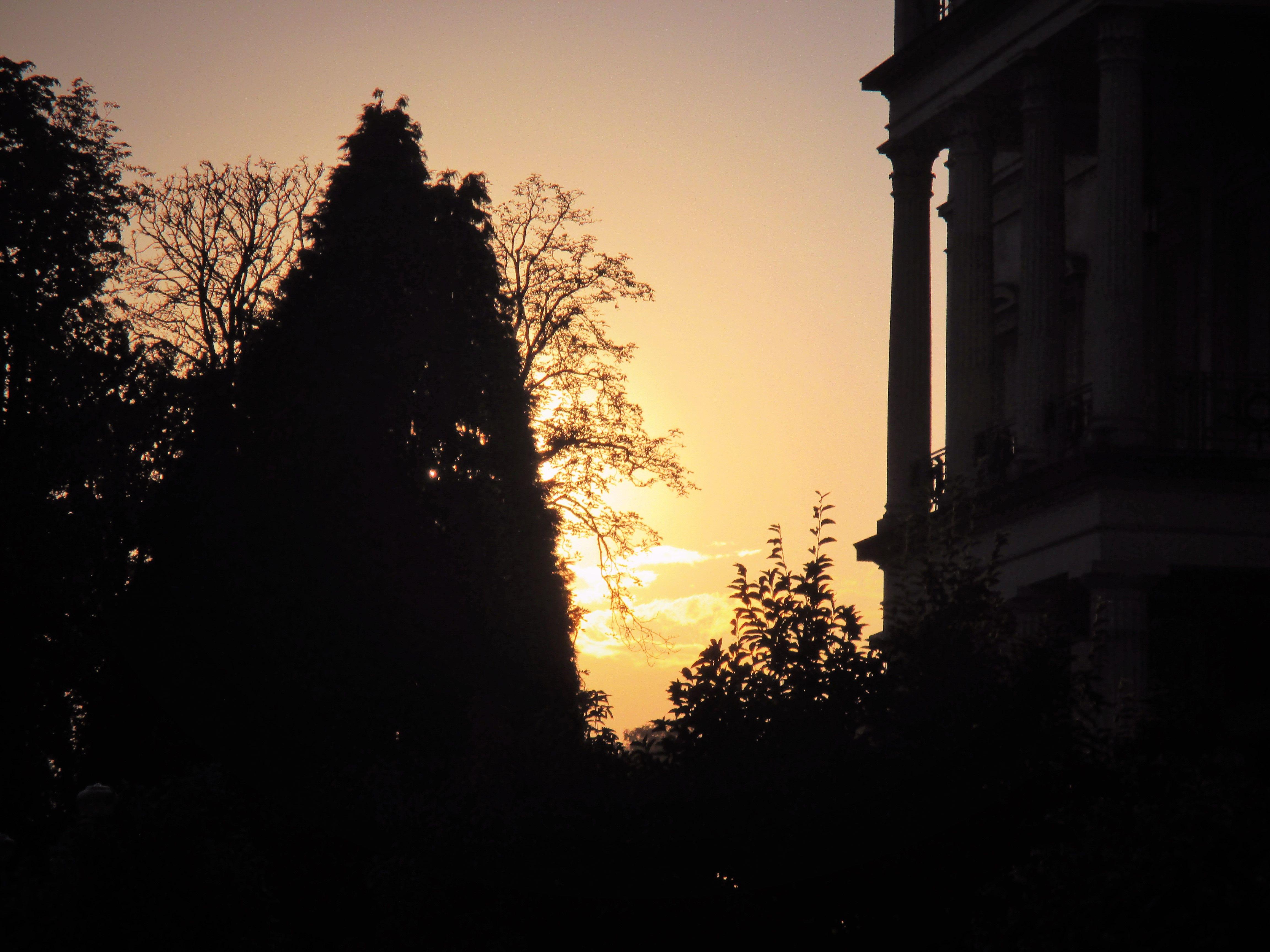 Sonne, Natur, Himmel, Essen, Villa Hügel, Photography