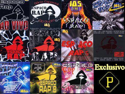 Espaco Rap Com Imagens Rap Hip Hop