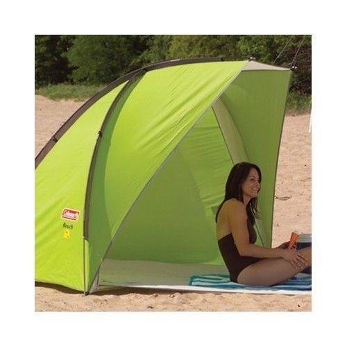 Tent Sun Shade Beach Canopy Cabana Uv Shelter Portable