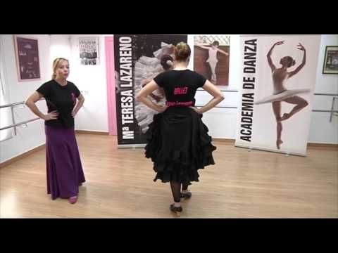 Contigo 6 Abril 2016 1 Curso De Sevillanas Con Mª Teresa Lazareno Youtube Formal Dresses Long Formal Dresses Flamenco