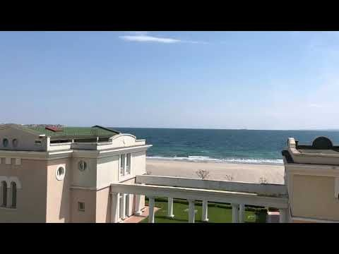 Beachfront Sea View Furnished 1 Bedroom Apartment For Sale