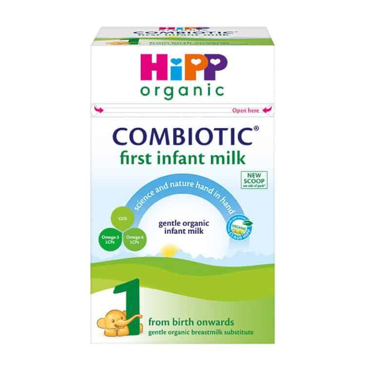 Hipp Organic Formula Combiotic First Infant Baby Milk Stage 1 Usa Seller 800g Uk Version Hipp Organic Hipp Organic Formula Baby Milk
