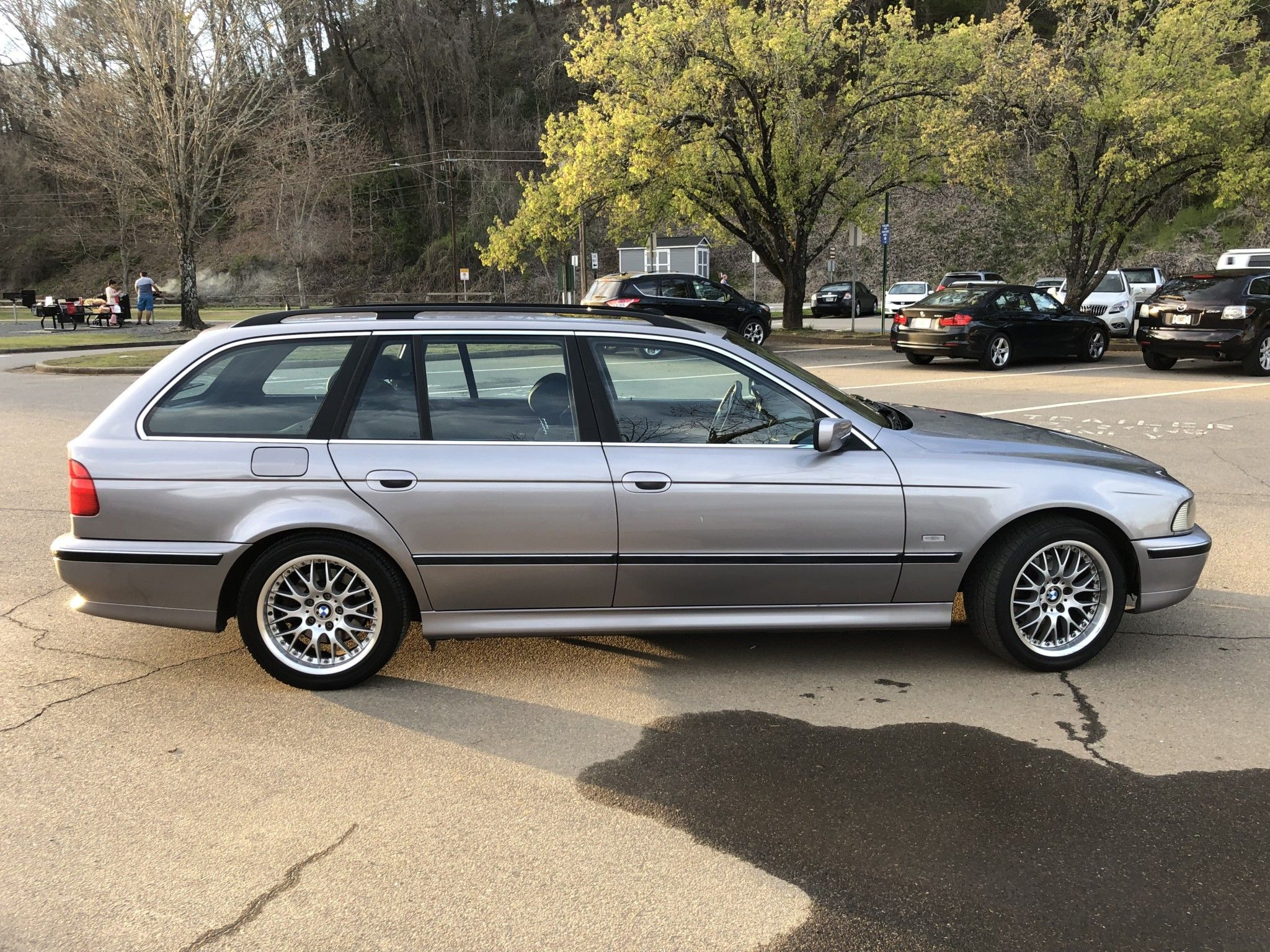 No Reserve 2000 Bmw 528i Wagon 5 Speed Bmw 528i Bmw Bmw E39