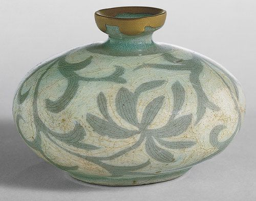 a history of earthenware in korea Korean history and political geography  exerted the most important outside influence on korea until modern  international dispute over history textbooks in .