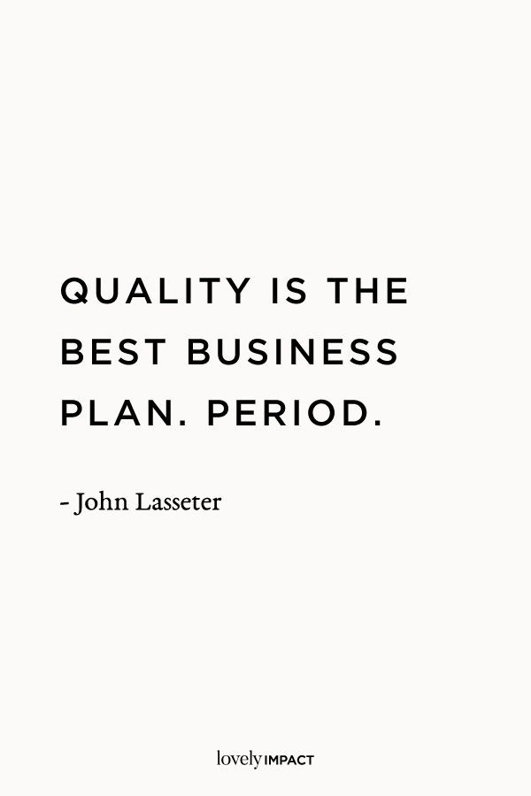 20 Business Motivation Quotes to Get Inspired By | Lovely Impact