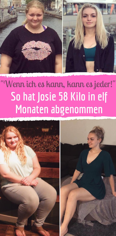 Diät, um in zwei Monaten Freundschaft 20 Kilo abzunehmen