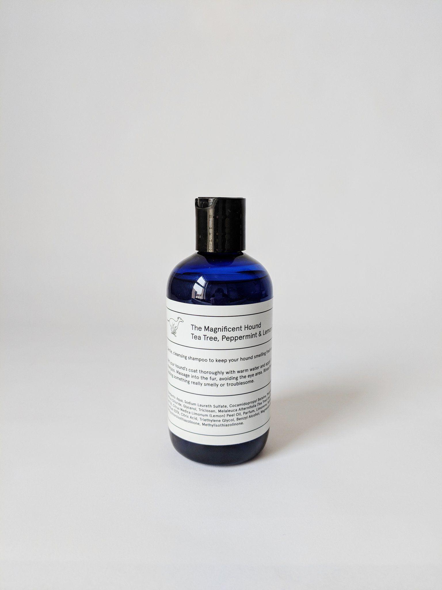 Hound wash natural shampoo natural shampoo dog shampoo