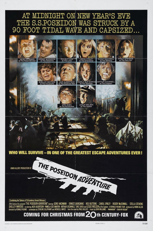 the poseidon adventure 1972 movie online