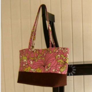 Mrs. Langley's Tote Bag Free Pattern