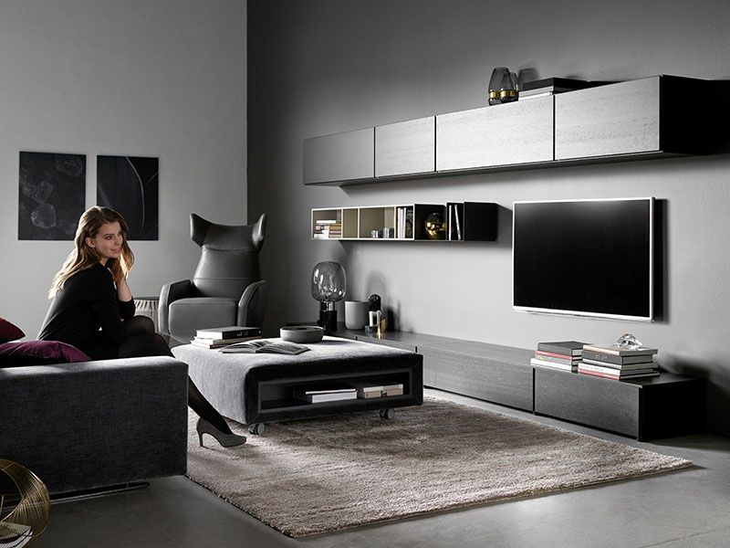 Finally! Stylish TV and wall units that are designed for ...