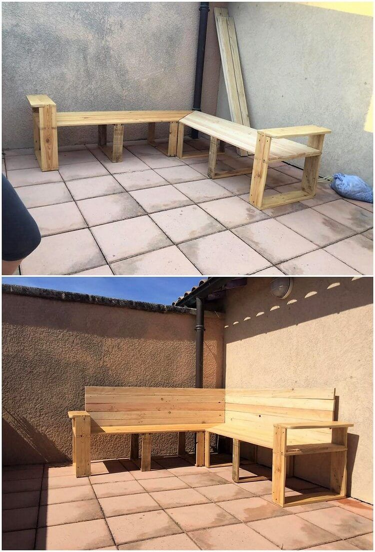 Innovative Ways Of How To Reuse Shipping Wood Pallets Pallet Diy