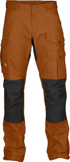Fjallraven Vidda Pro Trousers. These are tough pants! The knees and butt are…