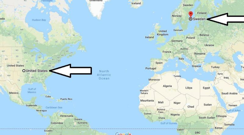Where is Sweden? Located in The World? Sweden Map | Sweden ...