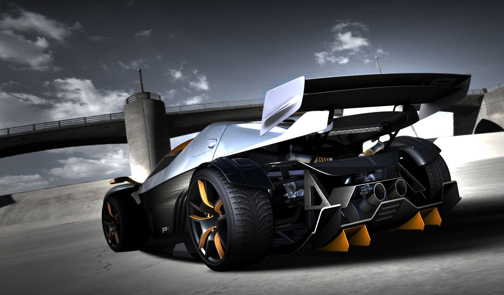 Donto P1 Ktm, Ariel atom, Super cars