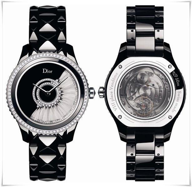 Dior VIII Watches Grand Bal Plume 04