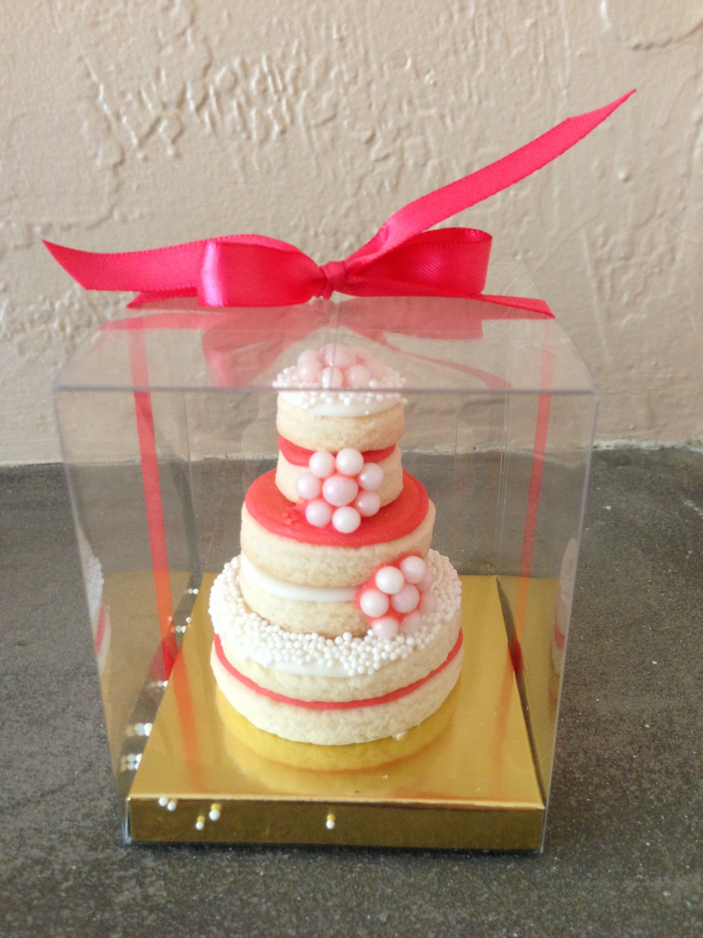 wedding cake cookie favors wedding cake cookie favor wedding cookies 22237