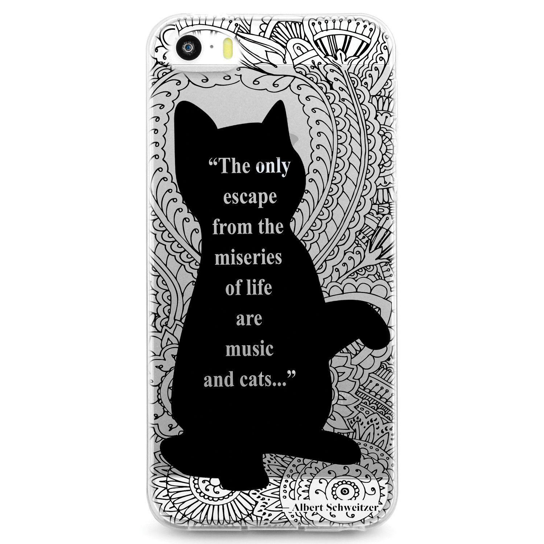 Quote Animal Floral Cat Quote Paisley Cat quotes, Cat