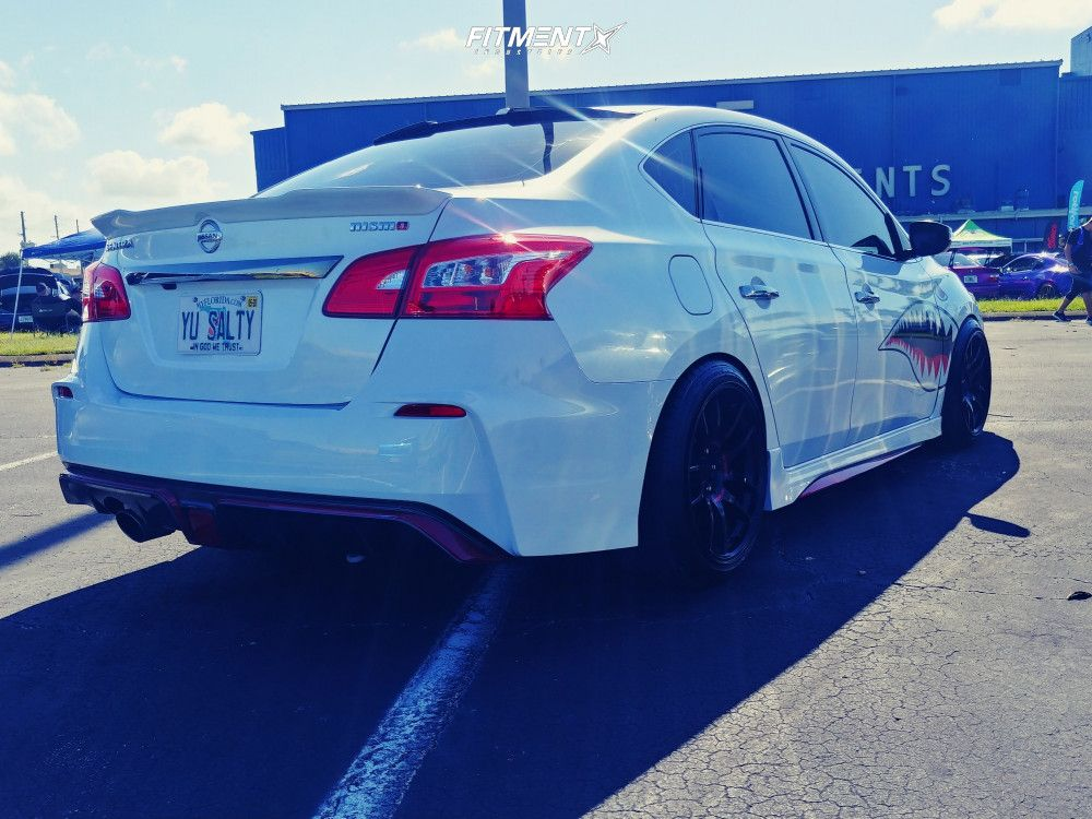 2 2018 Sentra Nissan Nismo Bc Racing Coilovers Work Emotion Cr Kiwami Black Coilovers Nissan Sentra Nissan