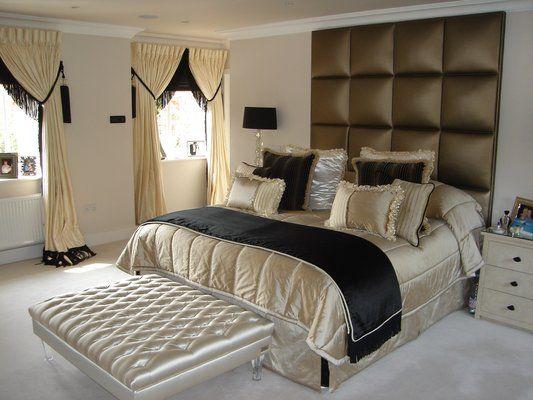 Fendi bedroom fendi casa pinterest for Fendi casa bedroom