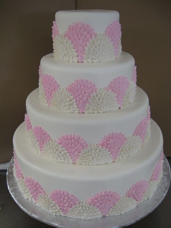 Cakes By Linkie Beautiful Wedding Cake My Daughter And The Next Food Network Star 2012 Finalist Marais