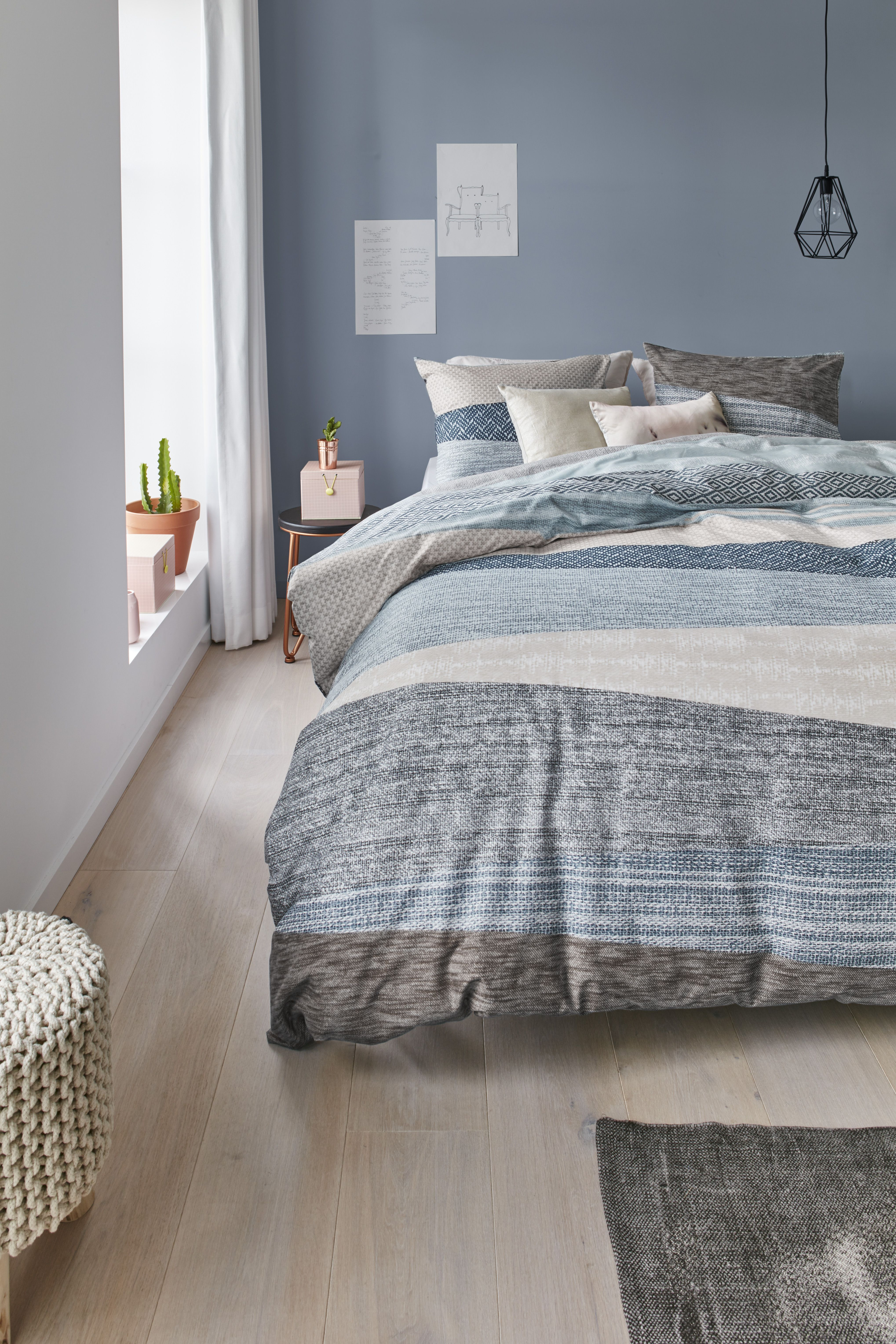 Bedroom Denim Drift style